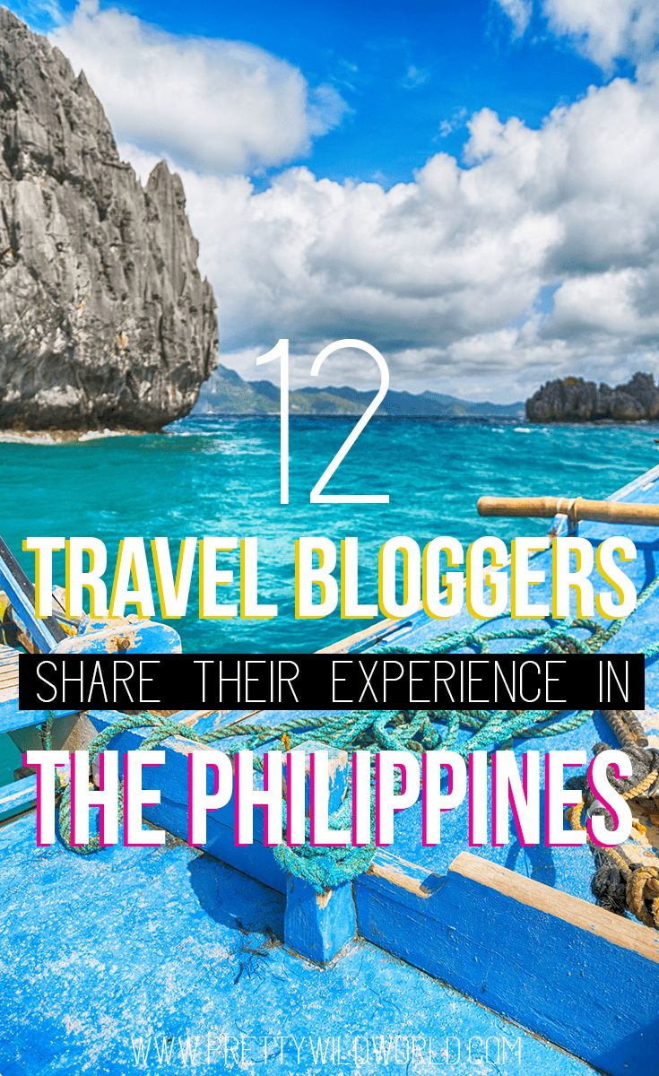 Learn the ins and outs of the Philippines from 12 bloggers who've been there! Then save with AutoSave so you can check it out yourself with the #OfficialBankofTravelers