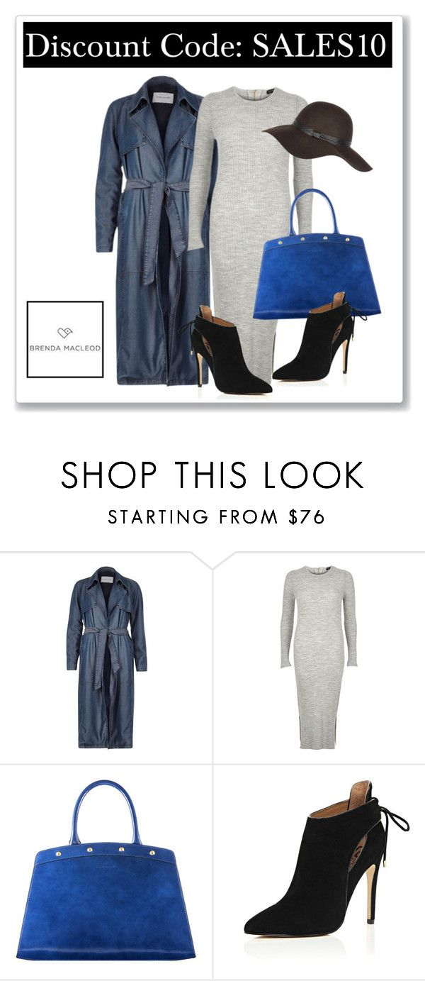 """""""Discount Code: SALES10"""" by brendamacleod ❤ liked on Polyvore featuring River Island"""