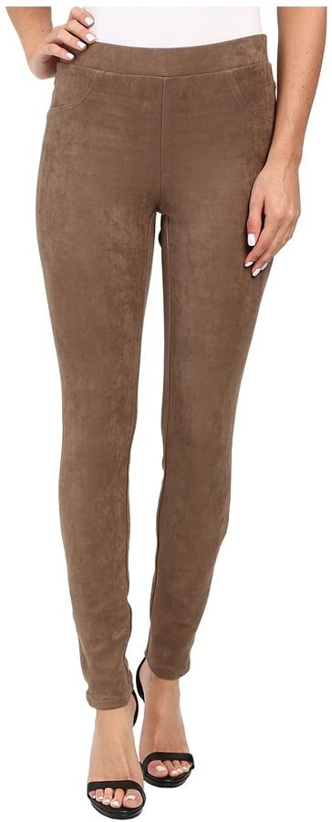 Karen Kane Faux Suede Pants Women's Casual Pants