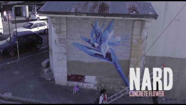 A short documentary following Cape Town based street artist, Nardstar. The documentary digs into the Cape Town street art scene with interviews from FERS and Klaus Warschkow.  Created by Ry George.  Special thanks to Ubuntu bikes and Shelflife store, Cape Town.  Also thanks to Nard, Fers, Klaus Warschkow and Jamie Litt.  Cape Town, 2013.