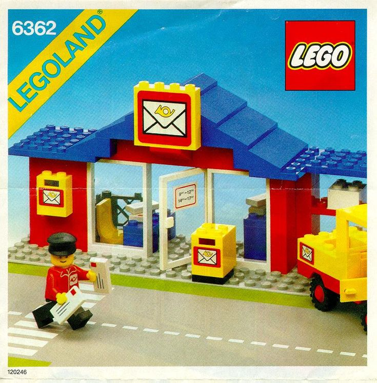 lego instruction manual online