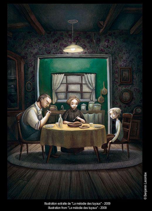 benjamin lacombe | Benjamin Lacombe