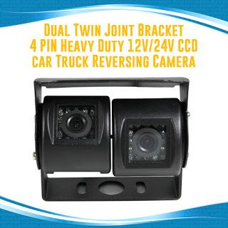 Reversing Camera: RV2L10M: The Heavy-Duty Dual Reversing Camera System You've Been Waiting For