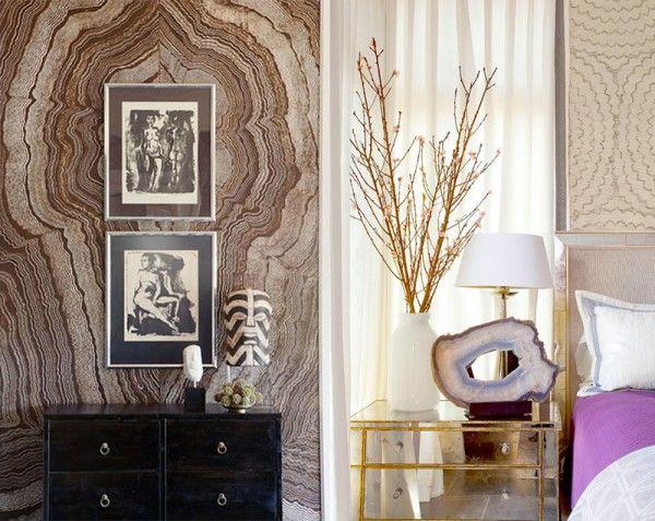 Geode Pattern Bedrooms Decor Interior Design Geode