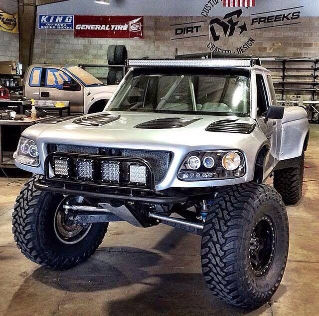 Ford Ranger Prerunner | Offroad | Pinterest