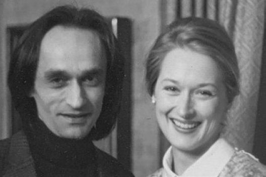John Cazale and Meryl Streep