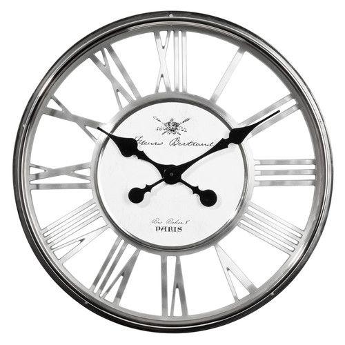 Gallery Of Trendy Simple Horloge Regent Chrome With Maison Du Monde Online Shop With Horloge Maison Du Monde With Maison Du Monde Horloge Murale