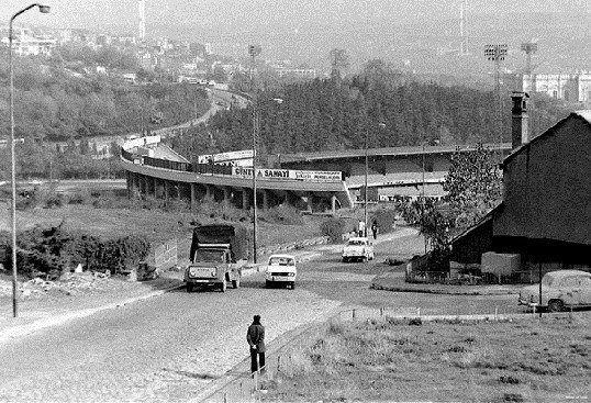 taksim gümüşsuyu 1980