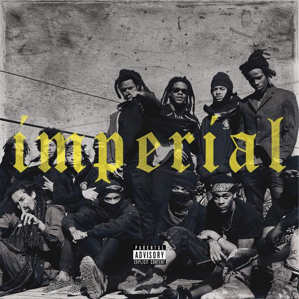 Denzel Curry - Imperial (Retail Version) (2016)