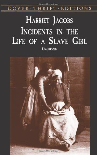 78 best my library images on pinterest book lists books and books incidents in the life of a slave girl dover thrift editions by harriet jacobs read fandeluxe Images