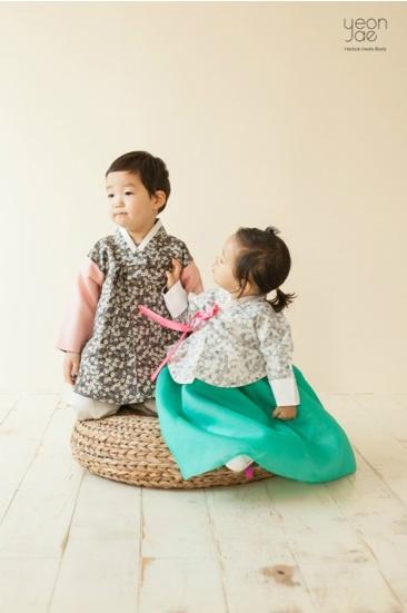 yeonjae Hanbok(traditional Korean clothes)