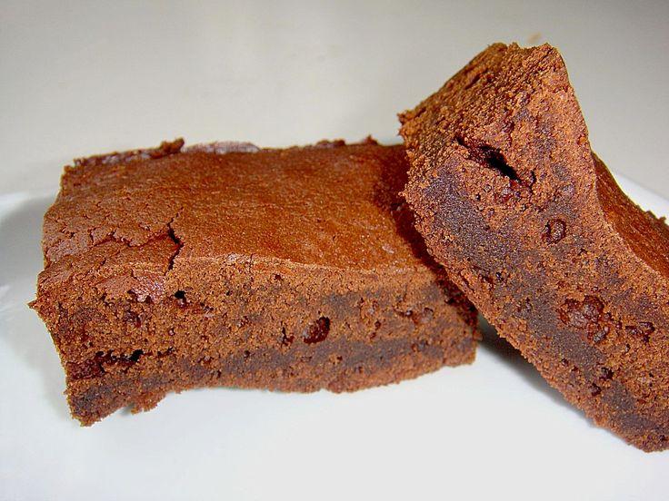 Marzipan - Brownies