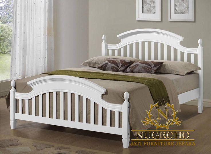 Jual Tempat Tidur Minimalis Cantik