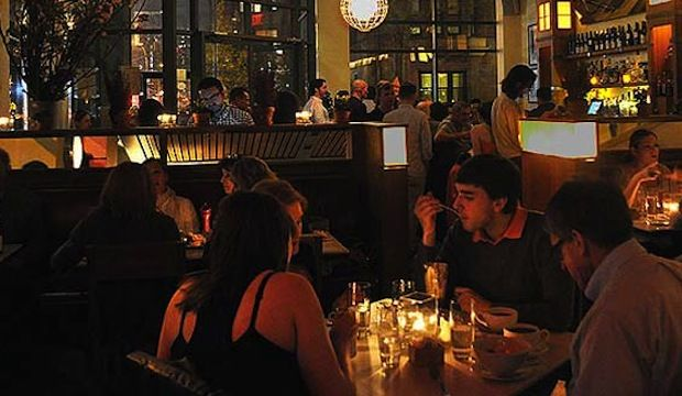 Cookshop: Recommended by: Amanda Freitag (Chef, Empire Diner), John Bartlett (Fashion Designer), Anne Fulenwider (Editor-in-Chief, Marie Claire), Mike Doyle (Actor), Ramya Giangola (Fashion Consultant)