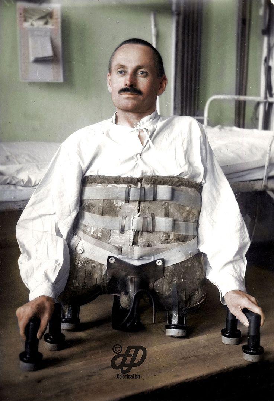 Цветные снимки Первой мировой войны, которые сделаны как будто вчера • НОВОСТИ В ФОТОГРАФИЯХ