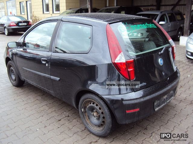 2003 fiat punto 1 9 multijet related infomation specifications weili automotive network. Black Bedroom Furniture Sets. Home Design Ideas