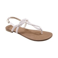 Loved these sandals from Target last year! So glad they have them back again this year :)