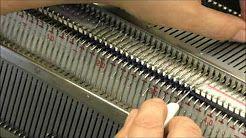 Машинное вязание: курсы, видео уроки, выкройки - YouTube