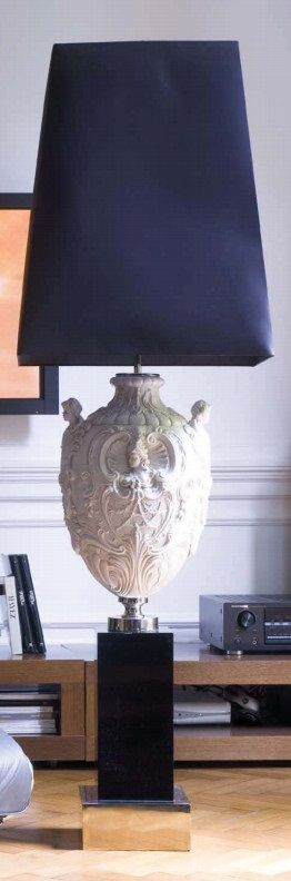 17 best images about lighting table lamps on pinterest floor lamps design and modern - Contemporary table lamps as fancy decoration for lightning interior ...