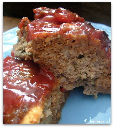 Amish Meat Loaf  (1) From:  Jam Hands (2) Webpage has convenient Pin It Button