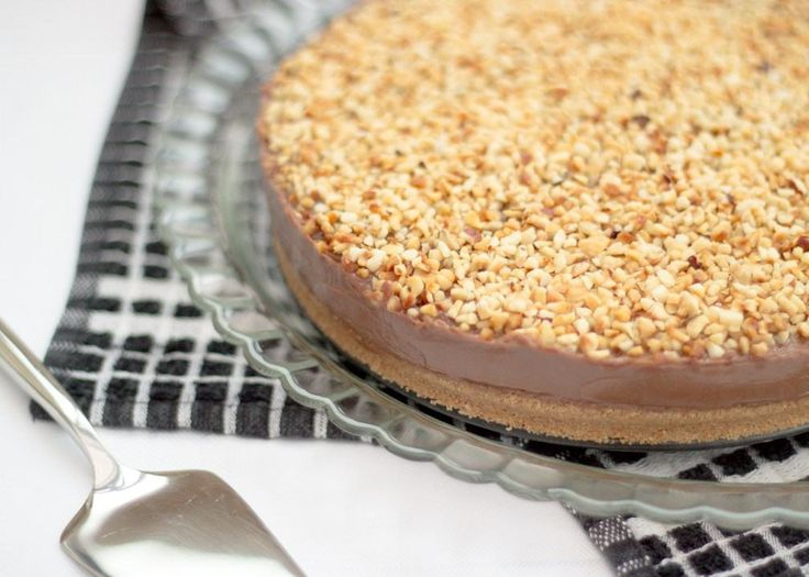 Nepečený cheesecake s Nutellou: Hotový za pár minút a chutí hlavne tým najmenším.   Báječné Ženy