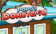 Papa's Donuteria, Free Online Games