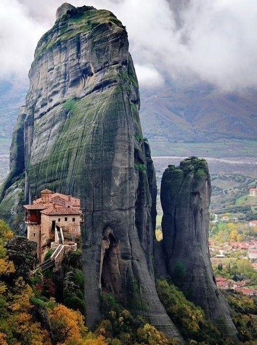 Most Beautiful Place, Meteora – Greece