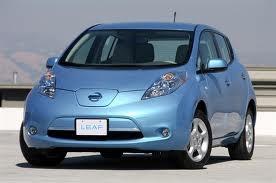 """2012 Nissan Leaf """"Electric"""""""