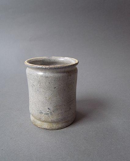 Delft ointments jar