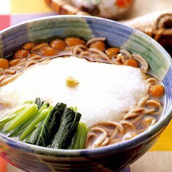 とろろそば | 石垣孝子さんのそばの料理レシピ | プロの簡単料理レシピはレタスクラブニュース
