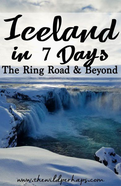 Iceland Itinerary I 7 Days in Iceland I Iceland Road Trip I Campervan in Iceland I The Ring Road I Iceland Trip Planner I Iceland Ring Road I Traveling to Iceland I Planning a Trip to Iceland I Iceland Itinerary 7 Days