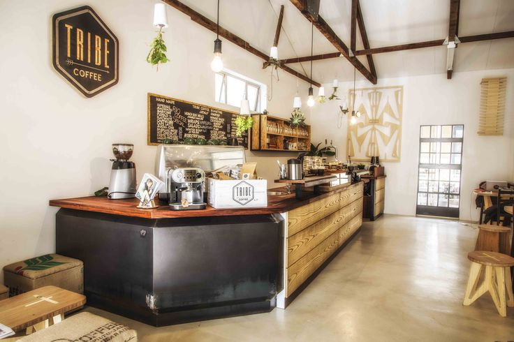 Tribe Coffee at The Woodstock Foundry #woodstock #capetown #southafrica
