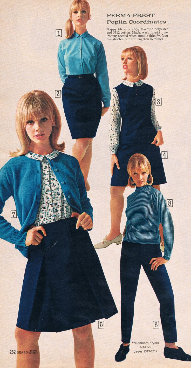 1248 Best 60 39 S Catalog Fashions Images On Pinterest A