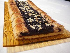 Mákos, szilvalekváros karácsonyi sütemény recept