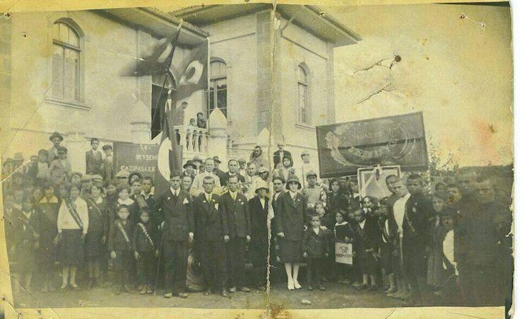 Gazipaşa  ilkokulu beyşehir 1929