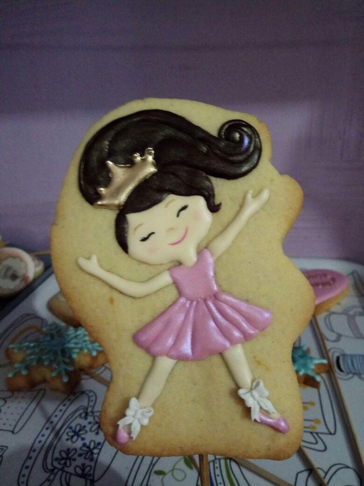 Печенье принцесса