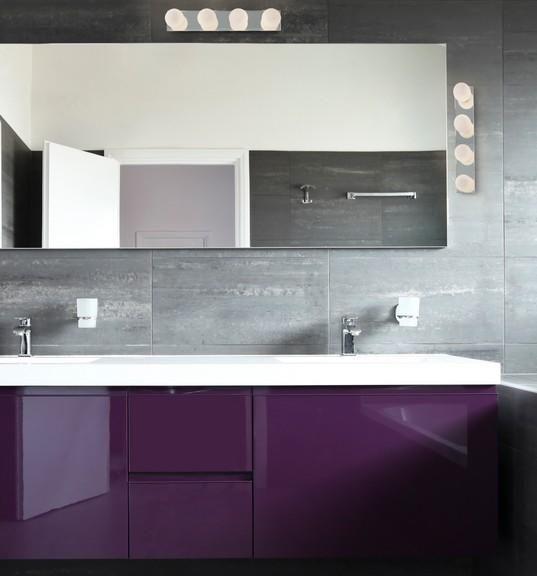 Come creare l'angolo make up in bagno