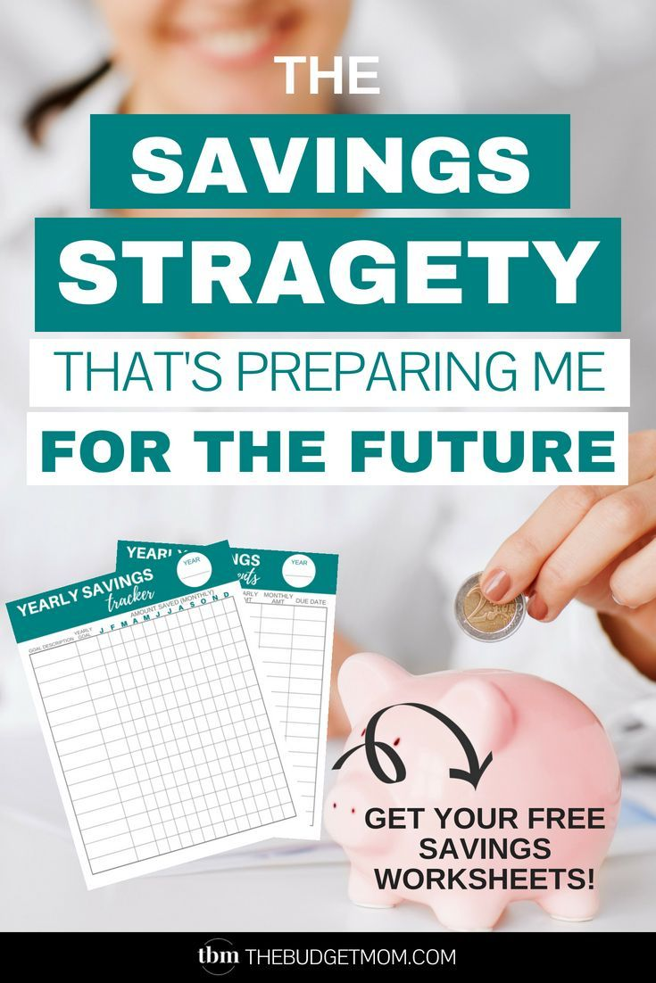 The Savings Strategy That S Preparing Me For The Future Savings Strategy Personal Finance Money Management Printables