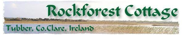 Self Catering Burren County Clare Ireland