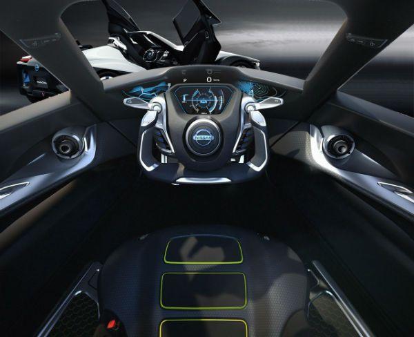 2020 Nissan Gtr Interior Electric Car Concept Concept Cars Tokyo Motor Show