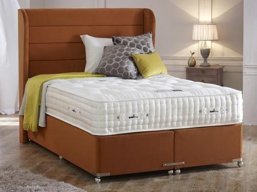 Divan Bed Set Includes Divan Base Mattress And Headboard