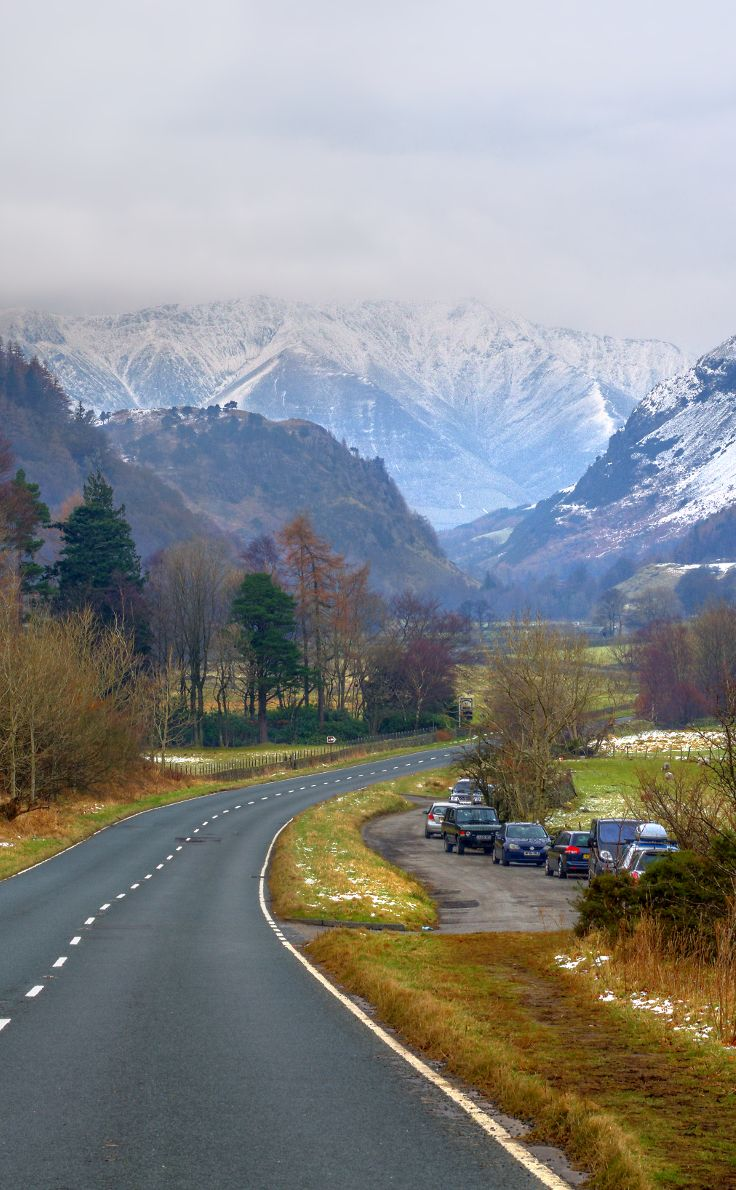Road To Keswick ( #Keswick & #Derwentwater) - www.lightsweep.co.uk - #LightSweep - licensed under a Creative Commons Attribution-NonCommercial-ShareAlike 3.0 Unported License