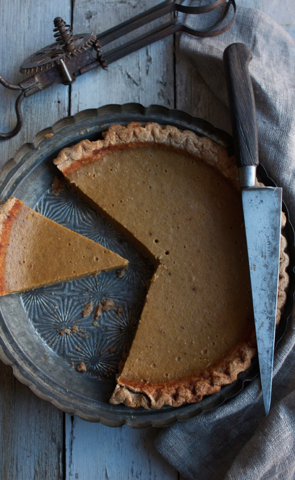 Pumpkin Pie from Margaret and Joy