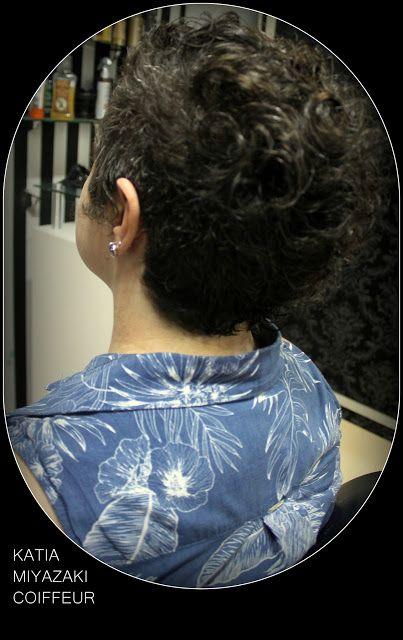 Katia Miyazaki Coiffeur - Salão de Beleza em Floripa: corte joãozinho - cabelo feminino - cabelo cachead...