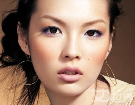 Colored contacts for asians shame!