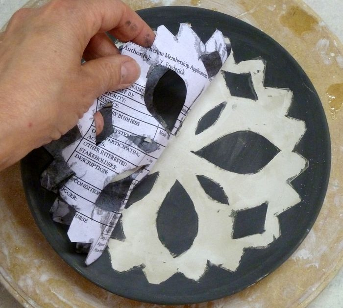 17 best images about clay decoration on pinterest for Clay pot painting techniques