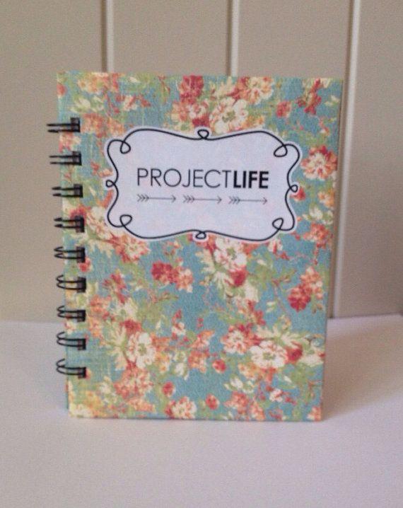 Super cute Project Life organizer.
