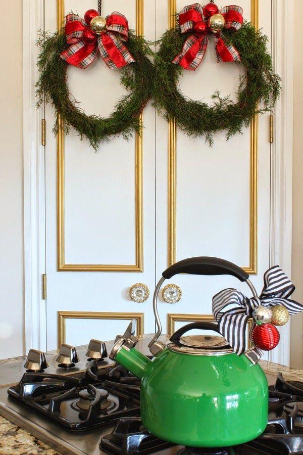 CHRISTMAS 2014 HOME TOUR {BLOGGER STYLIN' HOME TOURS}