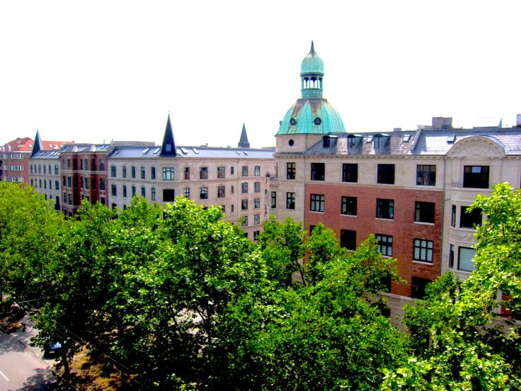 Quality #Penthouse with Balcony. Renting #Apartment in #Copenhagen