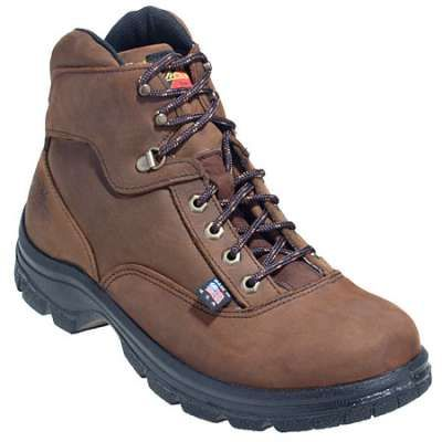 Thorogood boots mens 6 inch steel toe hiking boots 804 4890 in Men Steel Toe Boots